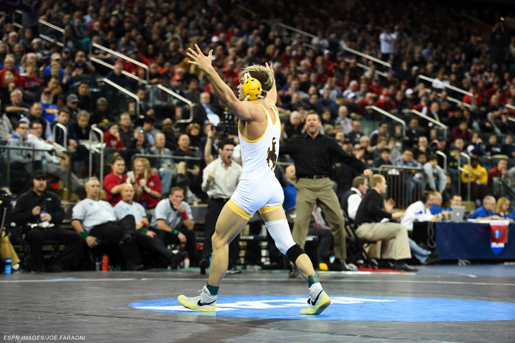 Wyoming Finishes Fifth at Big 12 Championships