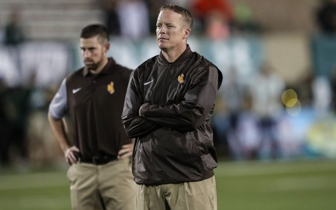 Bold Decisions Must Be Made To Take Wyoming Football To The Next Level