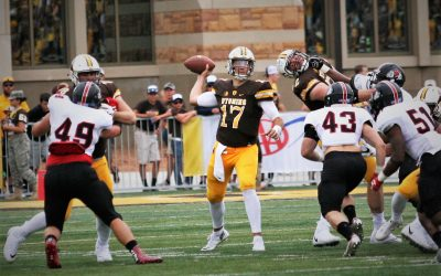 Three Statistics That Should Cause Concern For Wyoming Football
