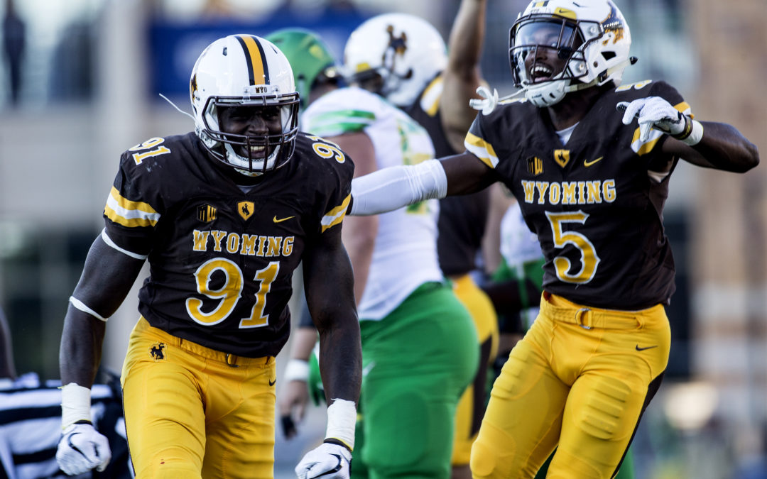Three Statistics That Should Cause Optimism For Wyoming Football