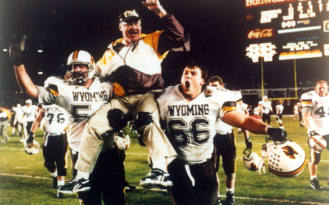 Services Planned For Former Wyoming Football Coach Joe Tiller