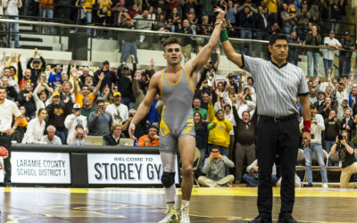 Wyoming Wrestling Continues Its Rise