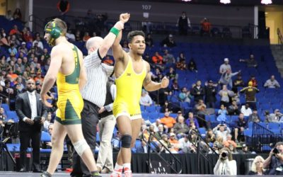Cowboys Crown Two Champions at Big 12 Tournament