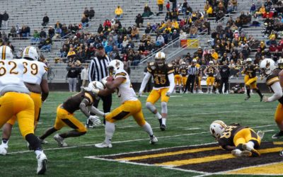 Three Takes From The Wyoming Spring Game