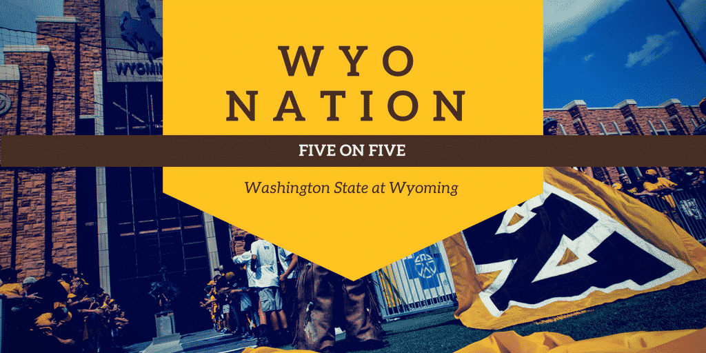 WyoNation 5 on 5: Wyoming vs Washington State