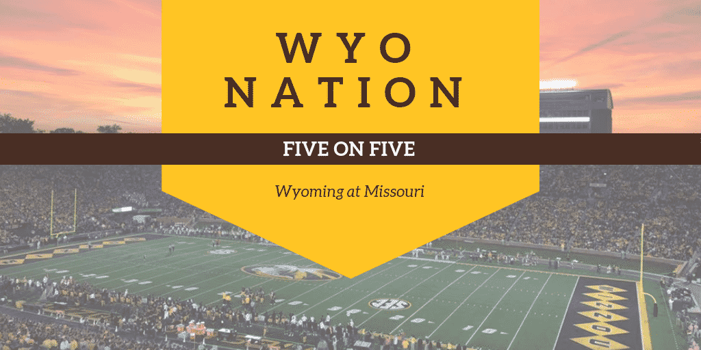 WyoNation 5 on 5: Wyoming @ Missouri