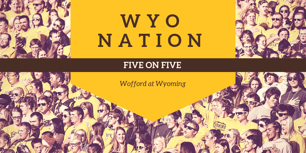 WyoNation 5 on 5: Wyoming vs Wofford