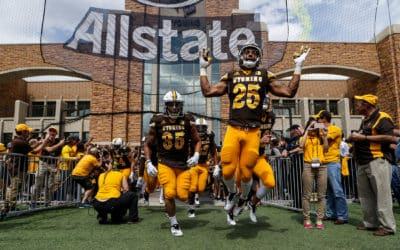 5 Things I Think: Wyoming vs Missouri