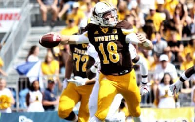 5 Things I Think: Wyoming vs Wofford College