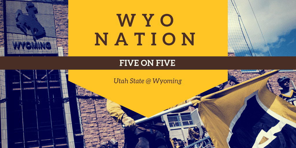WyoNation 5 on 5: Wyoming vs Utah State
