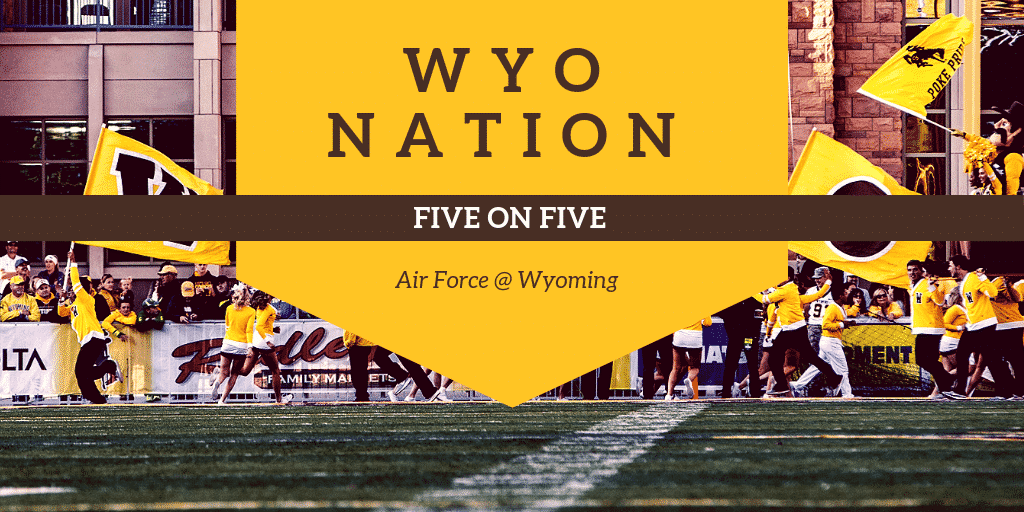 WyoNation 5 On 5: Air Force