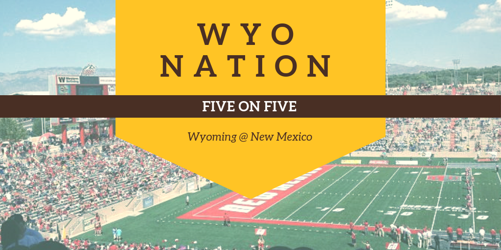 WyoNation 5 on 5: Wyoming @ New Mexico