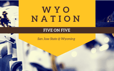 WyoNation 5 on 5: Wyoming vs San Jose State