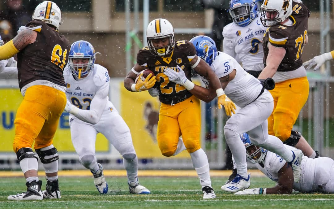 Cowboys Keep Bowl Hopes Alive With Win Over San Jose State