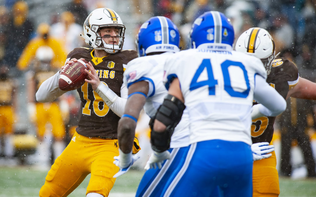 News & Notes: Wyoming's Improbable Comeback