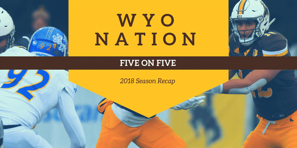 WyoNation 5 on 5: 2018 Season Review