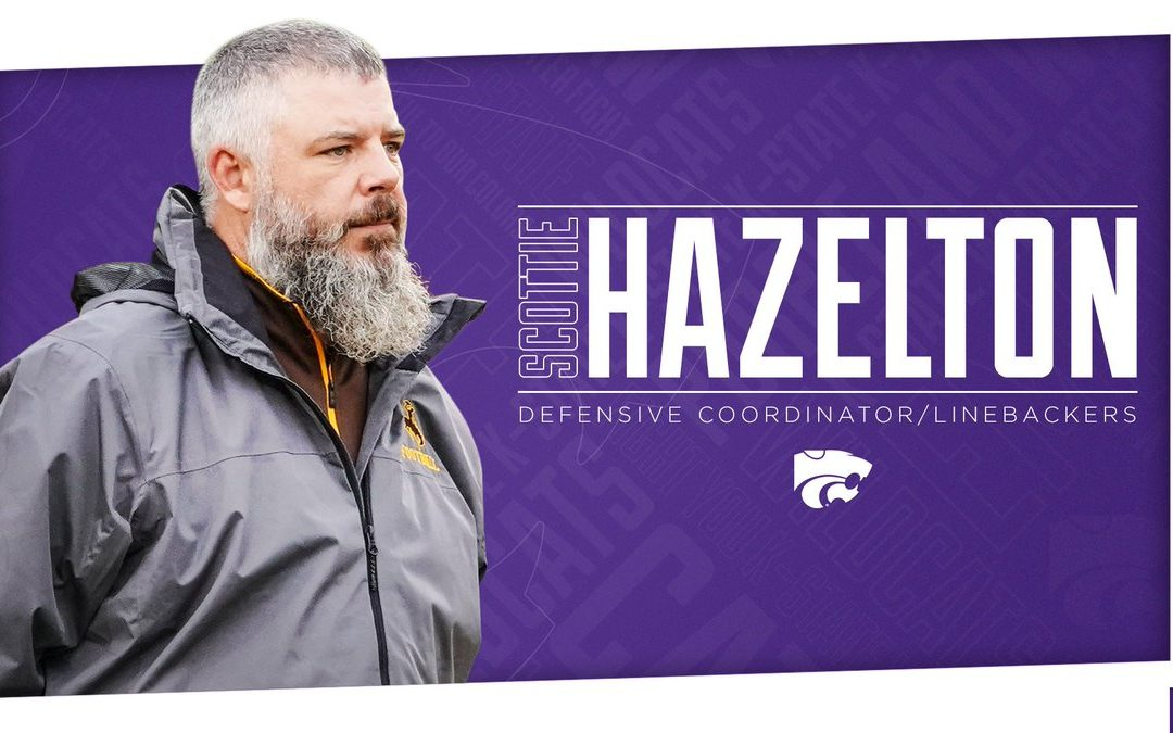 Scottie Hazelton Departs Wyoming For Kansas State