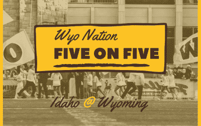 WyoNation 5 on 5: Wyoming vs Idaho