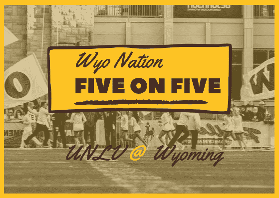 WyoNation 5 on 5: Wyoming vs UNLV