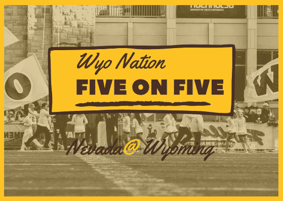 WyoNation 5 on 5: Wyoming vs Nevada