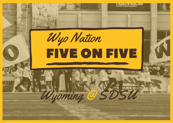WyoNation 5 on 5: Wyoming @ San Diego State