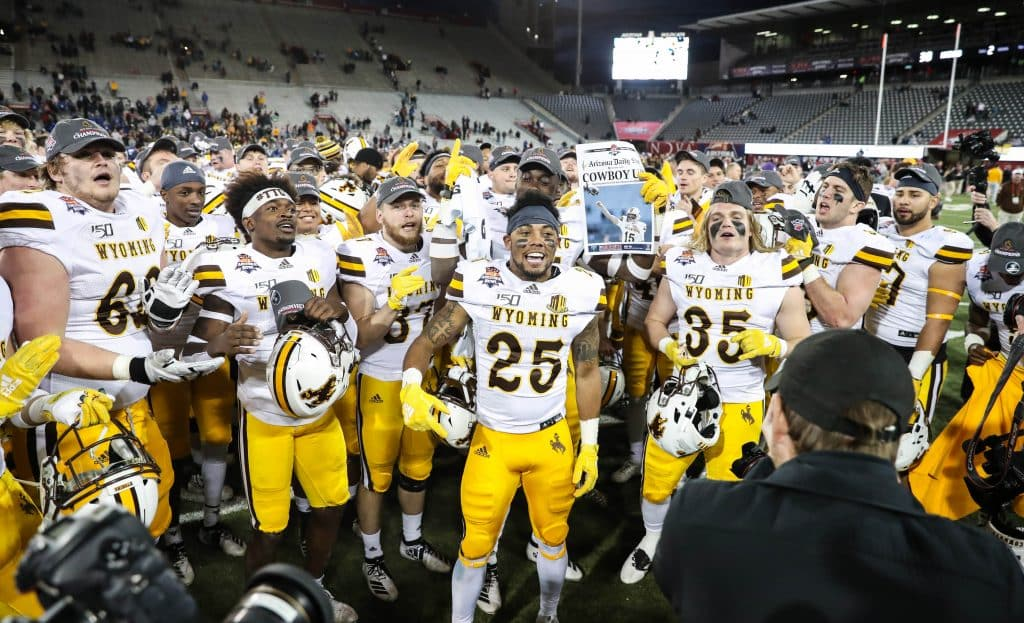 Wyoming Cowboys vs Georgia State Panthers - Arizona Bowl Preview & Pick