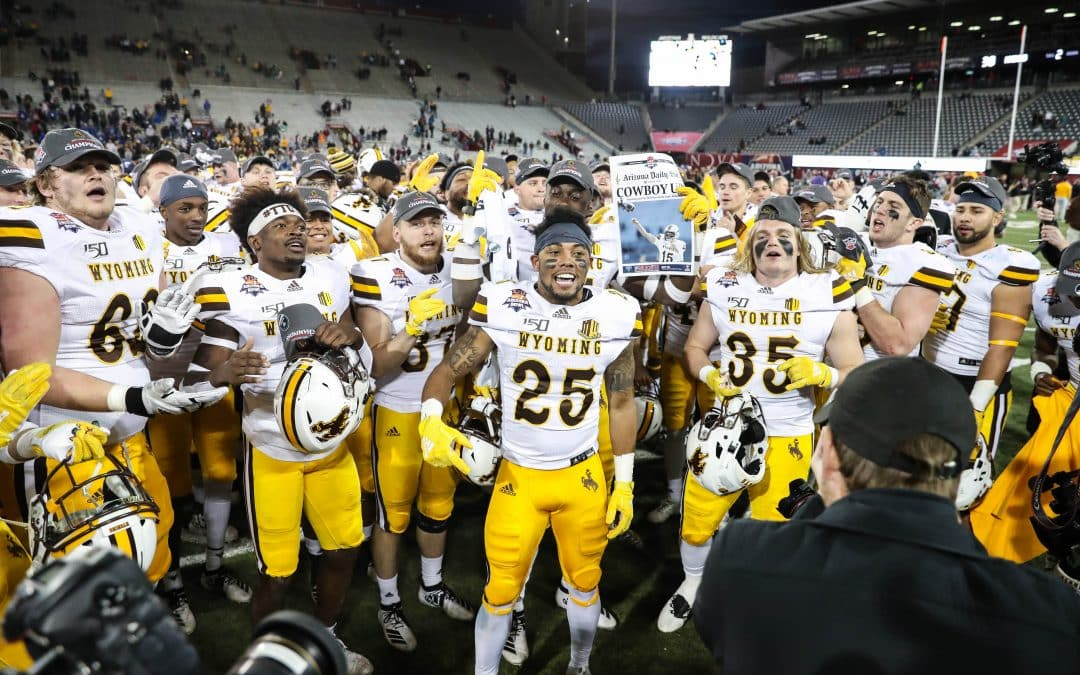 Wyoming Releases 2020 Football Schedule
