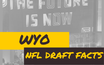 2020 Wyoming NFL Draft Facts