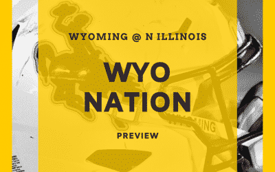 WyoNation Preview: Wyoming at Northern Illinois