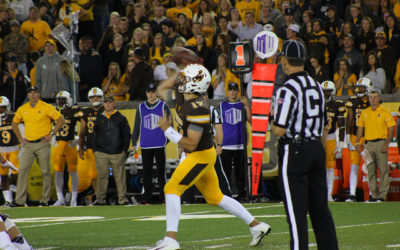Allen and Wingard Make Wyoming History